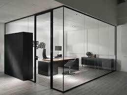 cloison verre bureau cloison amovible de bureau en verre spark by sinetica industries