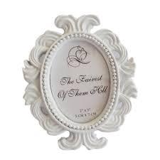 floral photo frame round frame picture frame holder wedding home