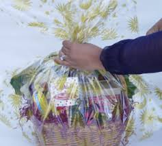 gift basket wrap start a gift basket business learn grow profit gift basket