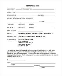 bid memo templates image result for construction business forms