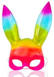 bunny mask rainbow bunny mask dolls kill