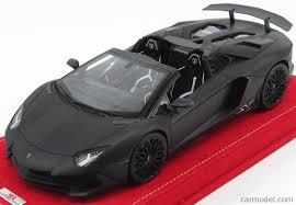 Lamborghini Aventador Nero Nemesis - mr models lambo021c scale 1 18 lamborghini aventador lp750 4sv