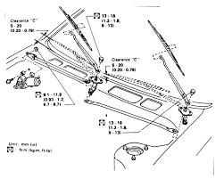 nissan micra wiper linkage repair kit 93 ford wiper motor wiring diagram windshield wiper motor wiring