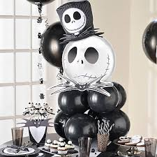 nightmare before christmas party supplies skellington centerpiece idea party city