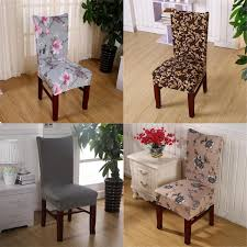popular fabric chair covers buy cheap fabric chair covers lots elastic stretch chair cover dining room polyester spandex fabric chair covers antifouling chair cap slipcovers for
