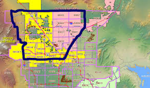 Las Vegas Zip Codes Map by Appliance Repairs Las Vegas Service Area Oreon Appliances