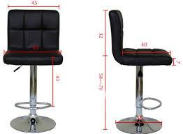bar stool desk chair bar chair office chair bar stool leather adjustable black price