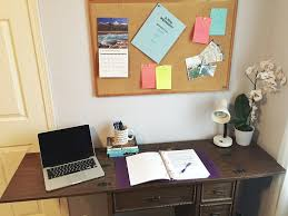 how to create a cozy office space out of almost any small corner