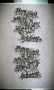 anchor and quote tattoos on hips pictures to pin on