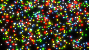 glowing lights animated background motion background videoblocks