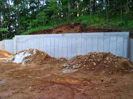 design concrete retaining wall design concrete retaining wall with