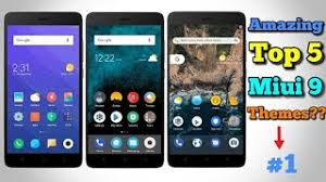 theme authorization miui v6 top 4 new deeply customised theme for redmi 4 and other mi devices