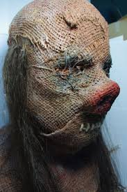 halloween skin mask 58 best scarecrows images on pinterest scarecrows halloween