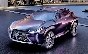 lexus ux model lexus undergoes its own transformation