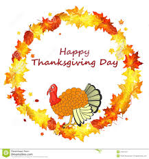 thanksgiving day stock vector image of arts green banner 34907187
