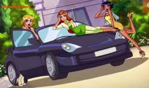 cartoon car png image car png totally spies wiki fandom powered by wikia