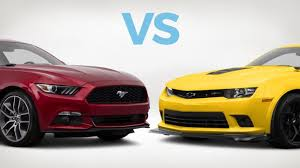 mustang or camaro which to buy ford mustang vs chevrolet camaro carmax