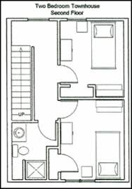 two bedroom townhouse acorn residence inn townhome and suites