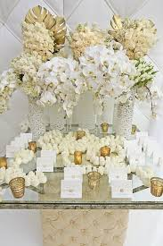 gold and white wedding floral white floral arrangements floral