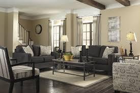 inside home design news home design dark red sofa wall cool gray living room color
