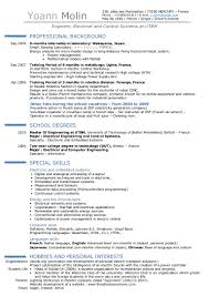 Electrical Testing Engineer Resume Embedded Systems Resume For Experienced Free Resume Example And