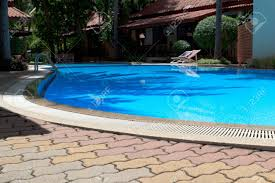 Pool In Backyard by Thanarat27 1 Royalty Free Photos Pictures Images And Stock