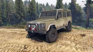 green land rover defender land rover defender green for spin tires