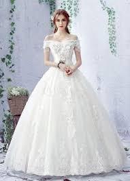 milanoo robe de mari e robe mariage ivoire avec dentelle de col roulé translucide milanoo