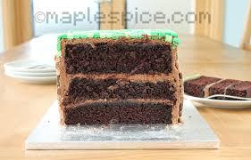 maple u2022spice minecraft cake