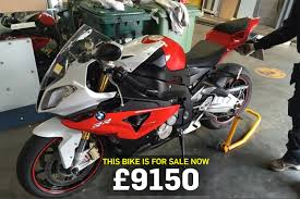 2012 Bmw S1000rr Price 2012 Bmw S1000rr First Ride Mcn