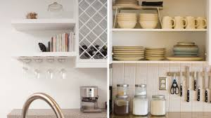 get the best for your kitchen storage designinyou com decor you can make the drawers below the counter and standing apartments on the wall above the counter it will help you to save space in the kitchen