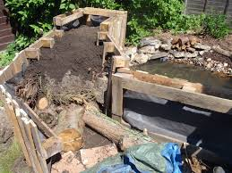 Raised Garden Beds From Pallets - raised garden boxes from pallets home outdoor decoration