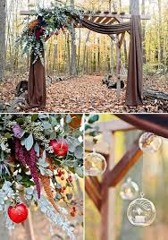wedding arches branches 27 fall wedding arches that will make you say i do weddingomania