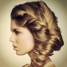 id e coiffure pour mariage idee coiffure pour ceremonie chignon facile pour les fetes