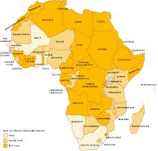 Map Quiz Africa by Swings U0026 Roundabouts Press Freedom On The African Continent