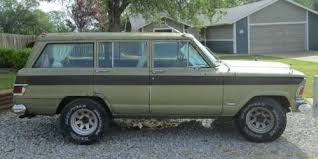 1970 jeep wagoneer for sale 1970 jeep wagoneer 350 motor 4 speed manual for sale in redding ca