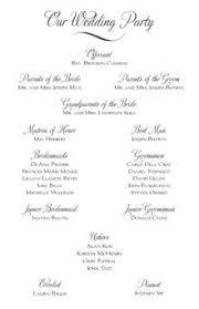 catholic mass wedding programs the 25 best wedding ceremony program template ideas on