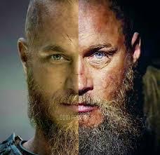 ragnar lothbrok cut his hair pin by justine tina baker on vikings pinterest vikings ragnar