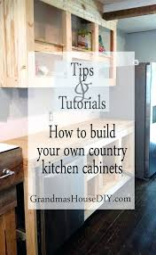 make kitchen cabinet doors kitchen cabinets how to build kitchen cabinets plans diy