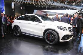 mercedes 6 3 amg for sale 2016 mercedes amg gle63 s coupe debuts in detroit