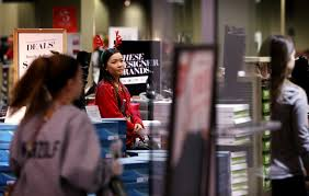 shoppers ceos excited for hours early jump on black friday