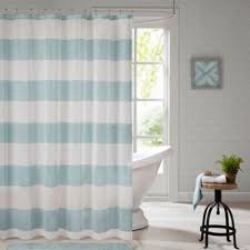 Blue Striped Curtains Buy Blue Striped Curtains From Bed Bath U0026 Beyond