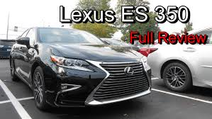 lexus es es 2016 lexus es 350 u0026 300h full review youtube