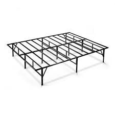King Mattress Foundation Easy To Assemble Smartbase Platform Bed Mattress Foundation Zinus