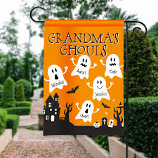 grandma u0027s ghouls personalized grandchildren ghosts halloween