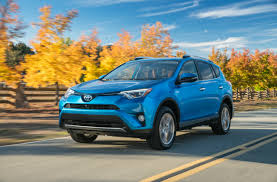 which toyota suv is right for me u s report