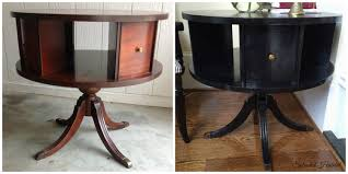Habitat Side Table From Drab To Fab A Hand Me Down Side Table Transformed Made Chic