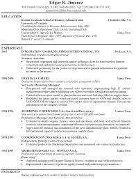 Administration Jobs Resume by Example Job Resume Berathen Com