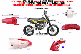 motocross bikes for sale ebay crf50 pit dirt bike plastics pink sticker seat atomik 50cc 110cc
