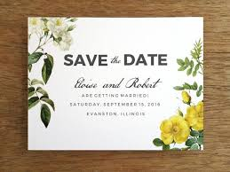 Free Save The Date Cards Free Save The Date Templates U2013 E M Papers